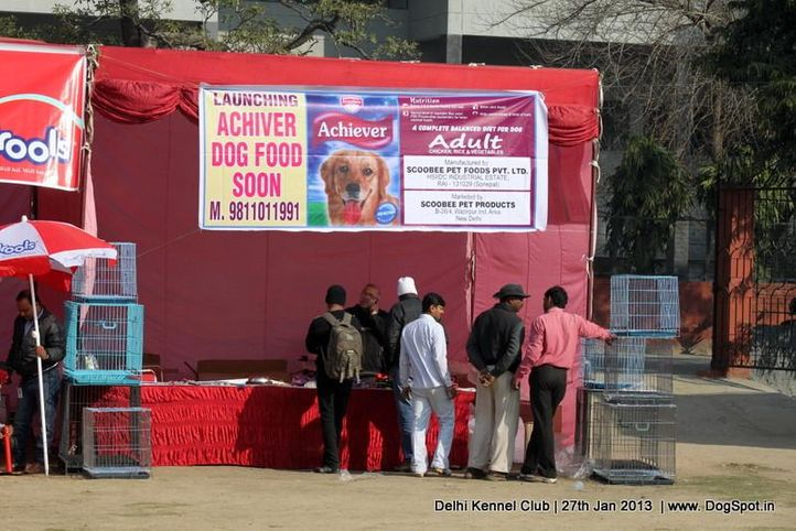 show stalls,sw-79,, Delhi Dog Show 2013, DogSpot.in