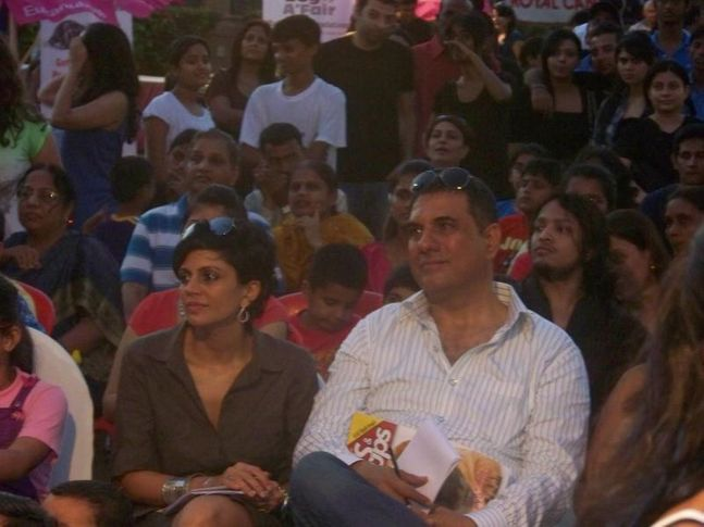 Boman Irani,Fashion Show,Mandira Bedi,, Dog A Fair May 2010, DogSpot.in