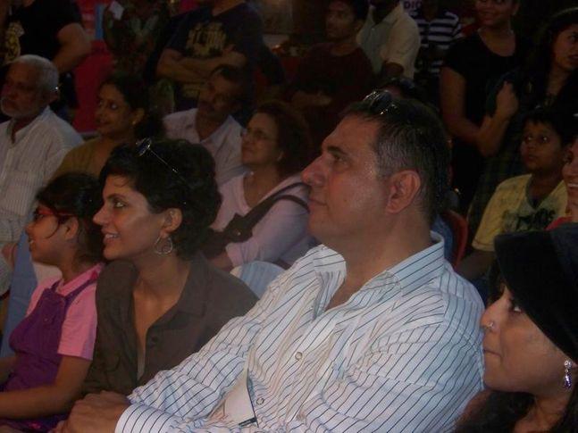 Boman Irani,Fashion Show,Mandira Bedi,, Dog A Fair May 2010, DogSpot.in
