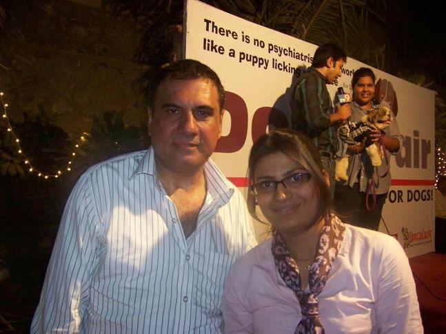 Boman Irani,DogSpot,Vizal,, Dog A Fair May 2010, DogSpot.in