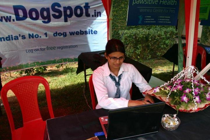 DogSpot,DogSpot Stall,, Dog A Fair May 2010, DogSpot.in