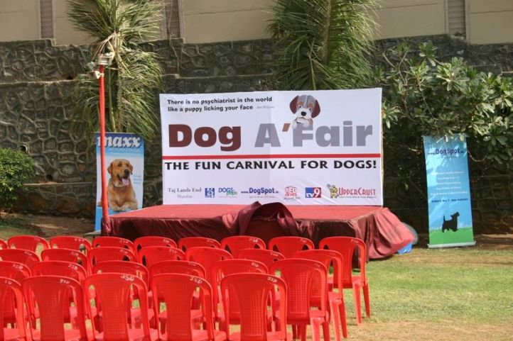 DogSpot,Stage,, Dog A Fair May 2010, DogSpot.in