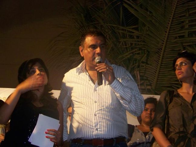 Boman Irani,Fashion Show,, Dog A Fair May 2010, DogSpot.in