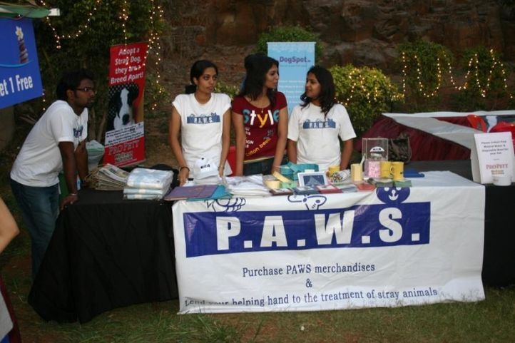 Ground,PAWS,, Dog A Fair May 2010, DogSpot.in