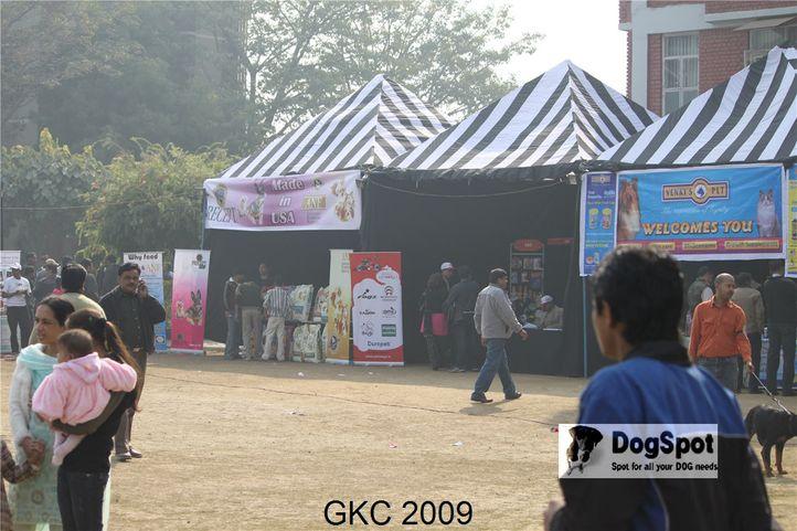 Ground,, Gurgaon Dog Show, DogSpot.in