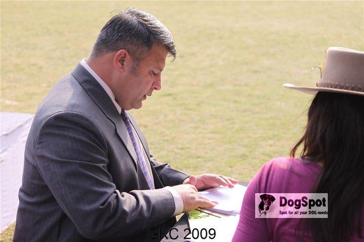 Secretary, Gurgaon Dog Show, DogSpot.in