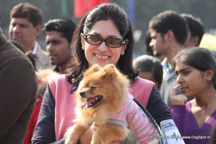 fancy dress,people,pomeranian,, IKL Delhi 2012, DogSpot.in