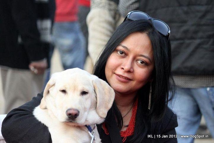 labrador,people,, IKL Delhi 2012, DogSpot.in