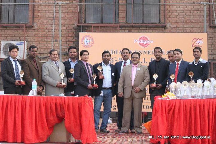 sponsrs,stage,, IKL Delhi 2012, DogSpot.in