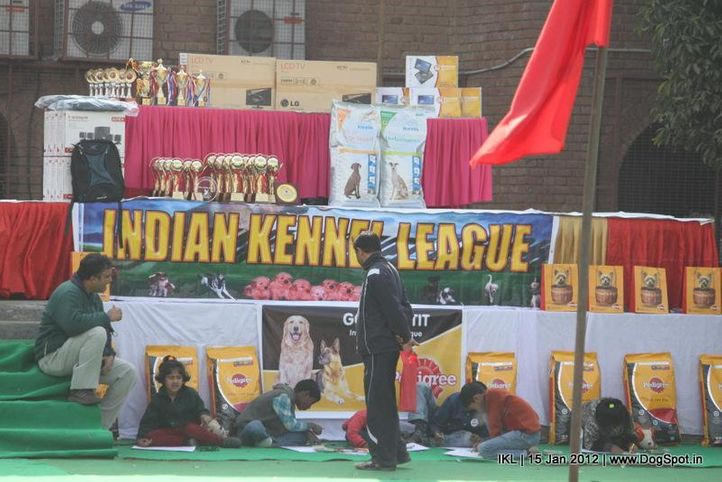 drawing,ground,stage,, IKL Delhi 2012, DogSpot.in