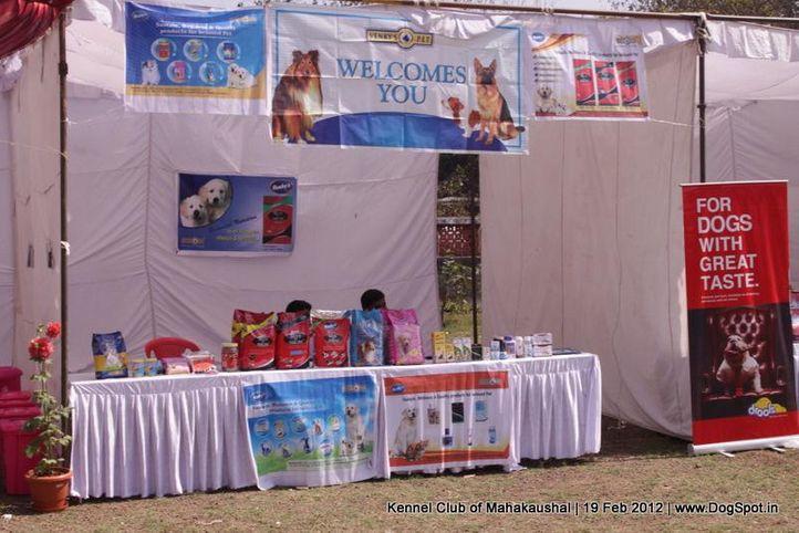 stalls,sw-54,, Jabalpur 2012, DogSpot.in
