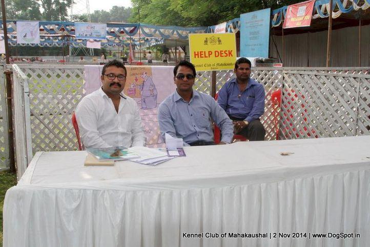 help desk,sw-127,, Jabalpur Dog Show 2 Nov 2014, DogSpot.in