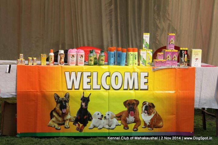 stall,sw-127,, Jabalpur Dog Show 2 Nov 2014, DogSpot.in