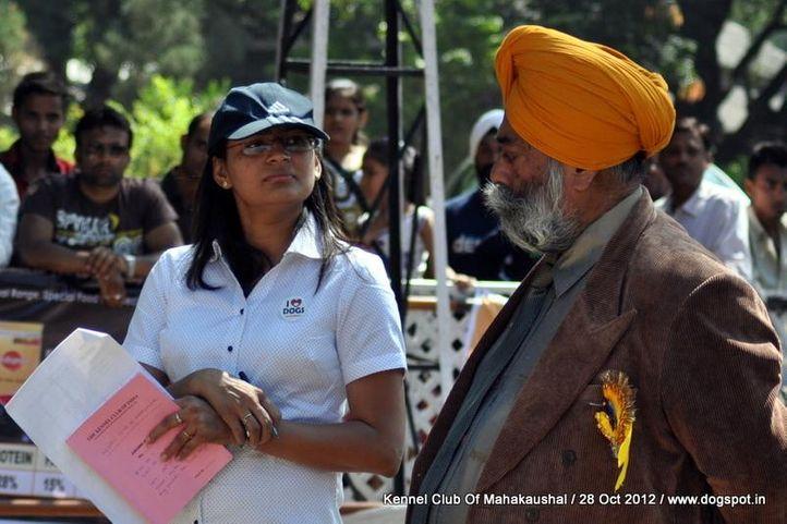 judge,ring steward,sw-60,, Jabalpur Dog Show 2012, DogSpot.in