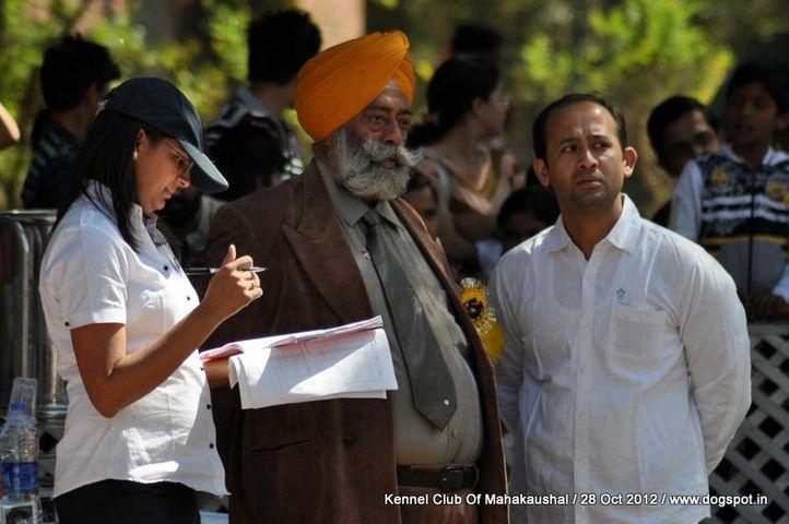 judge,people,ring steward,sw-60,, Jabalpur Dog Show 2012, DogSpot.in