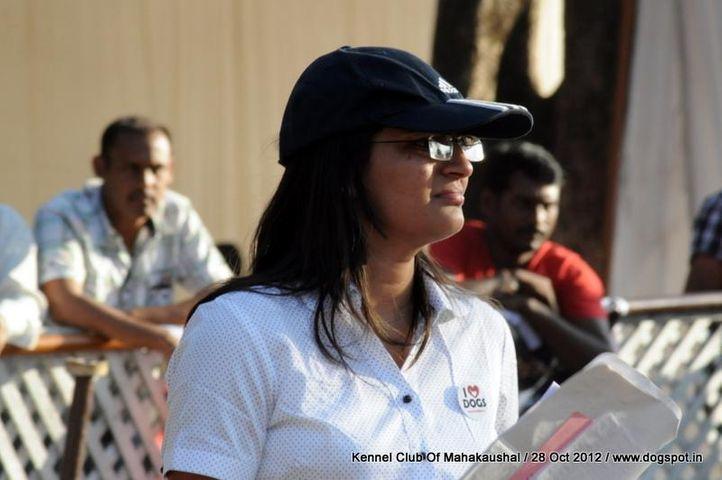 ring steward,sw-60,, Jabalpur Dog Show 2012, DogSpot.in