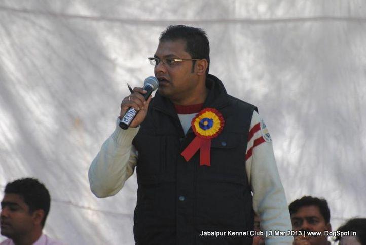 ring steward,sw-81,, Jabalpur Dog Show 2013, DogSpot.in