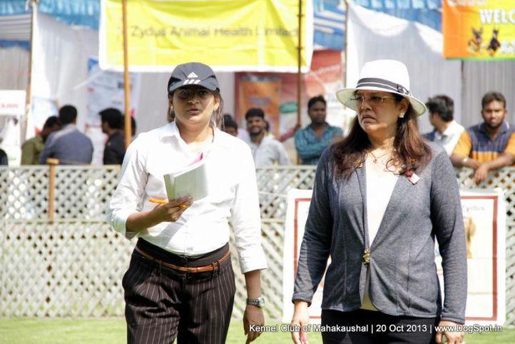 judge,ring steward,sw-87,, Jabalpur Dog Show 2013, DogSpot.in