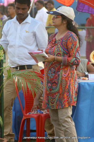 ring steward,sw-114,, Jamshedpur Dog Show 2014, DogSpot.in