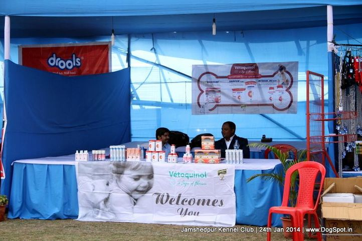 stalls,, Jamshedpur Obedience Dog Show 2014 , DogSpot.in
