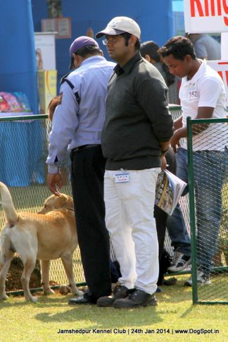 ring steward,, Jamshedpur Obedience Dog Show 2014 , DogSpot.in