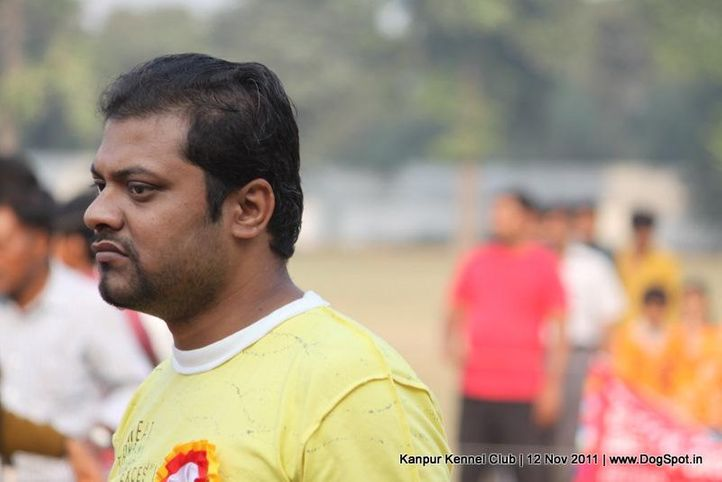 ground,ring steward,sw-42,, Kanpur Dog Show 2011, DogSpot.in