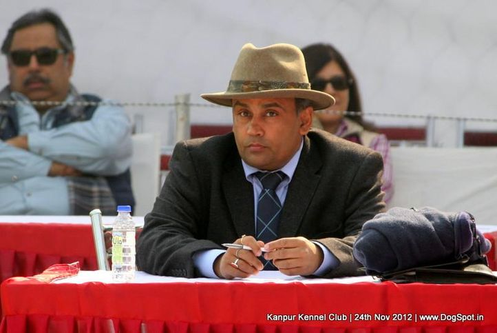 judge,sw-72,, Kanpur Dog Show 2012, DogSpot.in
