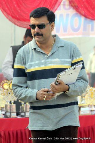 ring steward,sw-72,, Kanpur Dog Show 2012, DogSpot.in