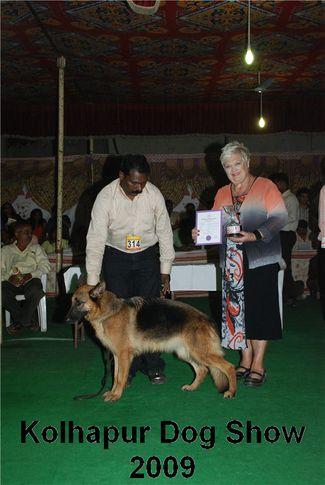 BIS,LineUp,, Kolhapur 2009, DogSpot.in