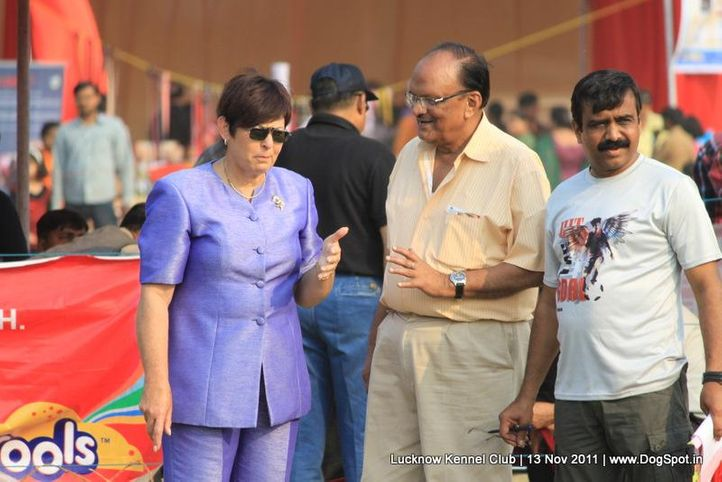 committee,judges,people,ring steward,sw-43,, Lucknow Dog Show 2011, DogSpot.in