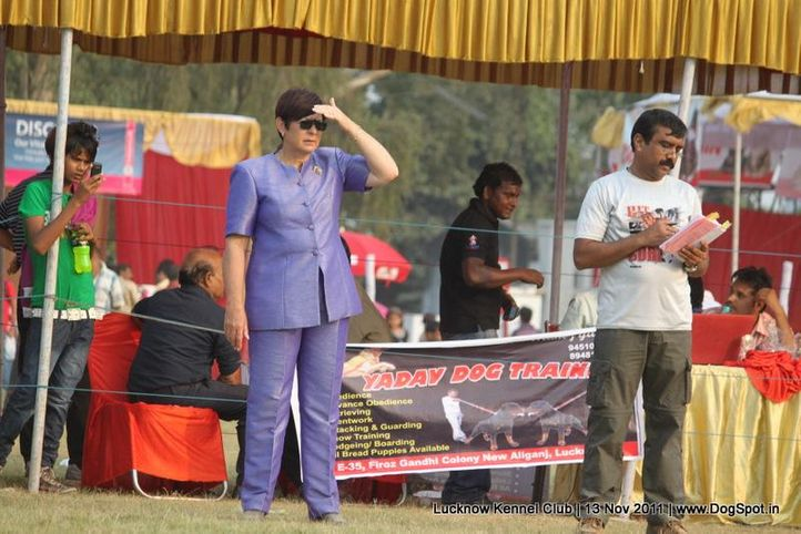 judges,ring steward,sw-43,, Lucknow Dog Show 2011, DogSpot.in