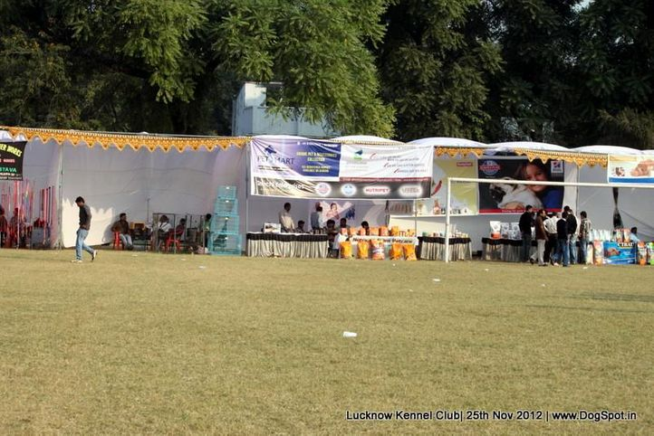 ground stalls,sw-71,, Lucknow Dog Show 2012, DogSpot.in