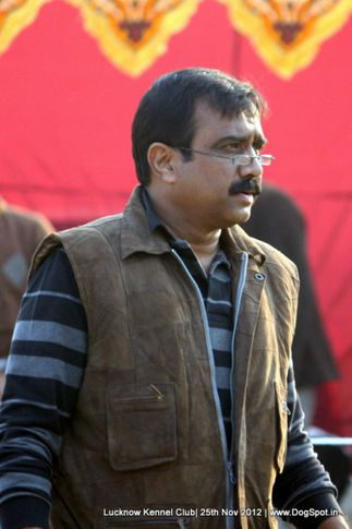 ring steward,sw-71,, Lucknow Dog Show 2012, DogSpot.in