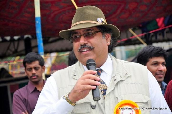 ground,judge,mr mukul vaid,, Mr. Mukul Vaid, Judge KCI, DogSpot.in
