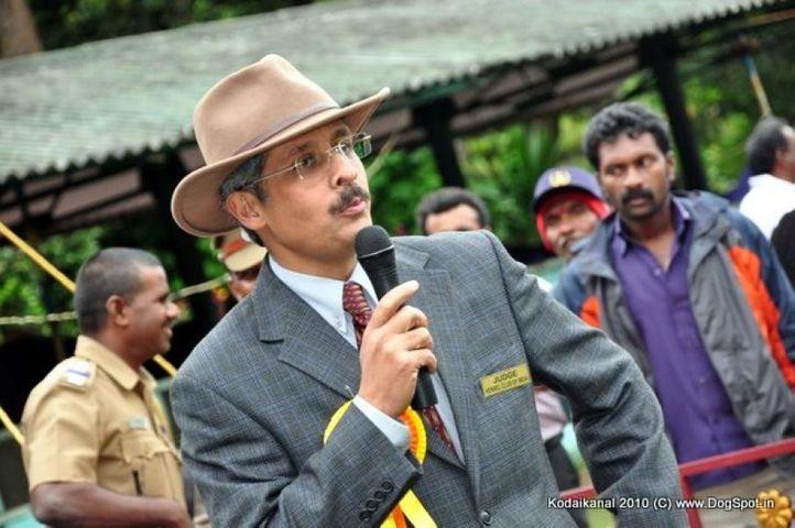 ground,judge,mr shharat sharma,, Mr. Shharat Sharma, Judge KCI, DogSpot.in