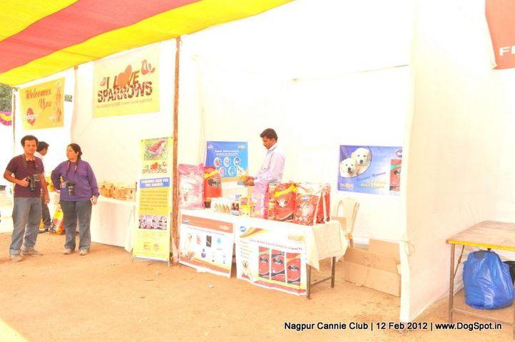 stalls,, Nagpur Dog Show, DogSpot.in