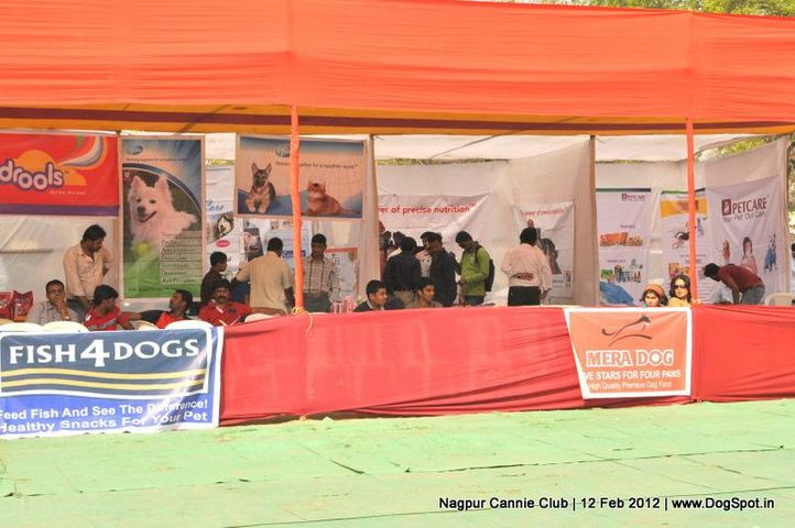 stalls,, Nagpur Dog Show, DogSpot.in