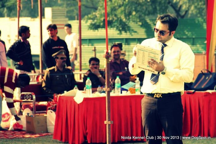 people,ring steward,sw-99,, Noida Dog Show 2013, DogSpot.in