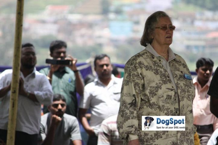 sw-18, judges,, Ooty Dog Show 2010, DogSpot.in