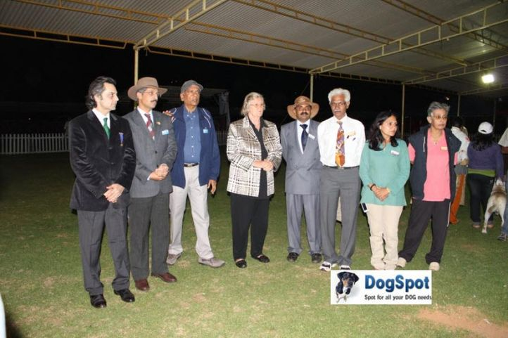 sw-18, show committee,, Ooty Dog Show 2010, DogSpot.in