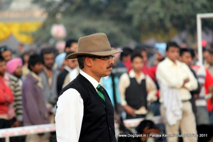 judges,sw-32,, Patiala Kennel Club 2011, DogSpot.in