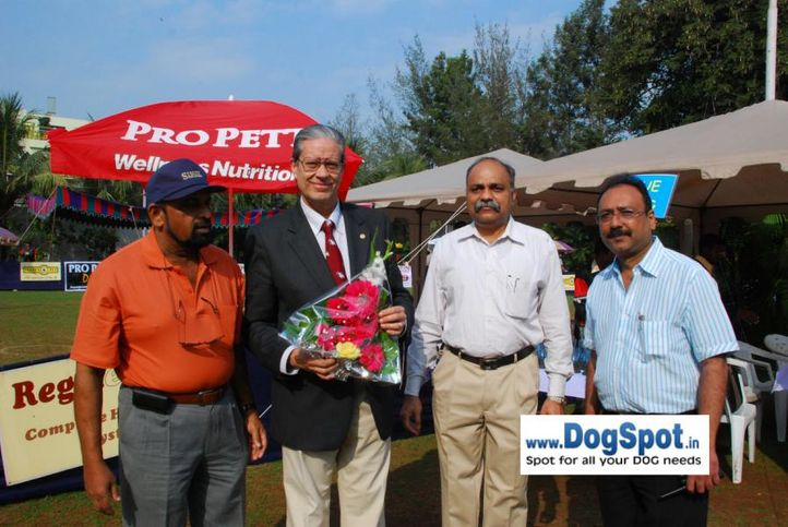Judges,committee, Pune 2010, DogSpot.in