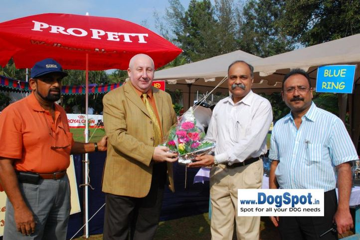 Judges, Committee, Pune 2010, DogSpot.in