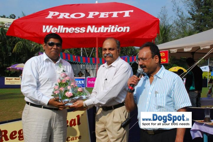Ring Stewards, Committee, Pune 2010, DogSpot.in