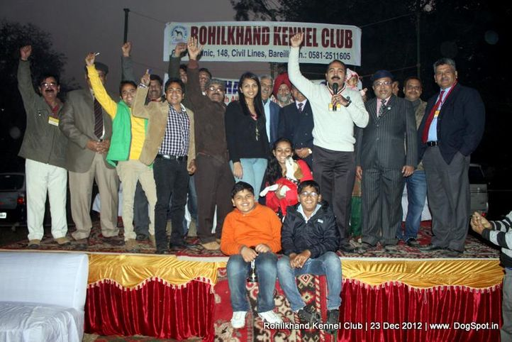 line up,people,sw-74,, Rohilkhand Dog Show , DogSpot.in