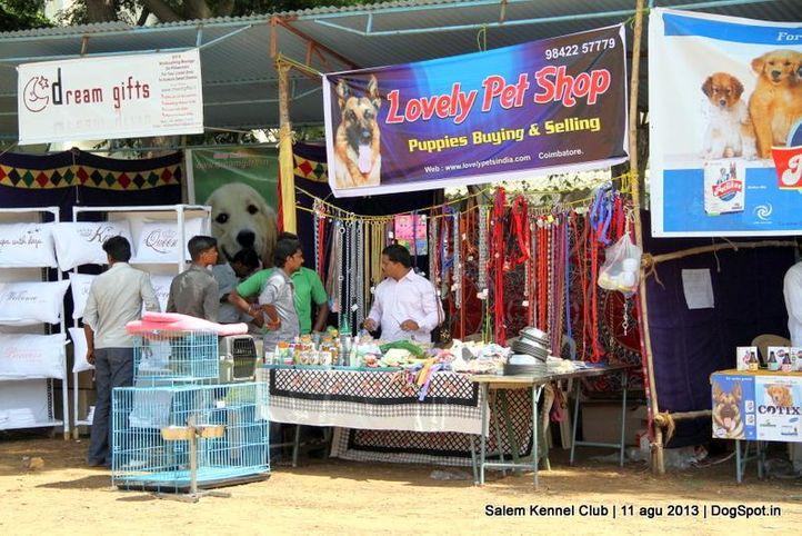 ground stall,, Salem Dog Show 2013, DogSpot.in