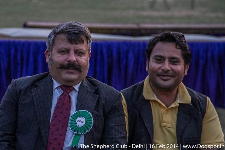 sw-117,people,, The Shepherd Club- Delhi, DogSpot.in