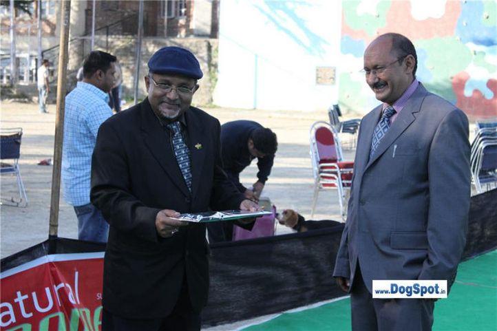 judges,, Shimla 2010, DogSpot.in
