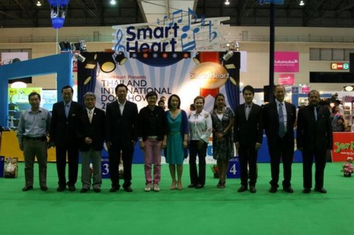 committee,lineup,, Thailand International Dog Show, DogSpot.in
